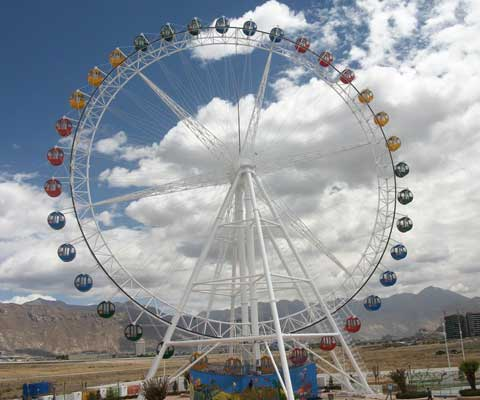 Amusement Observation Big Wheel