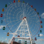 Giant Ferris Wheel For Sale