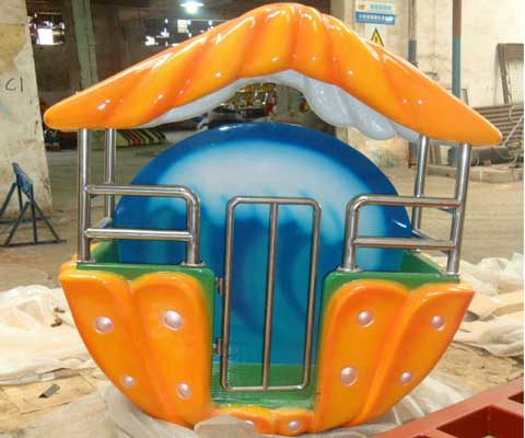Orange Ferris Wheel Seats For Kids
