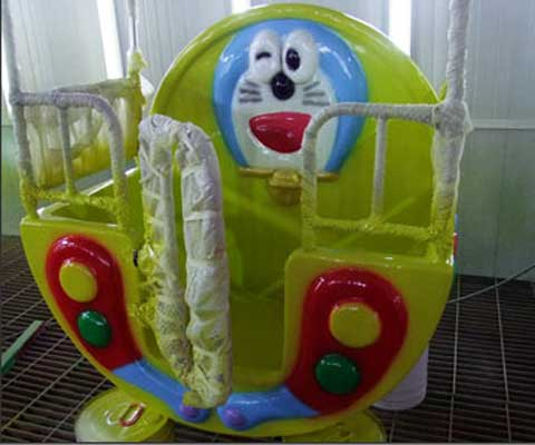 Amusement Park Ferris Wheel Seats