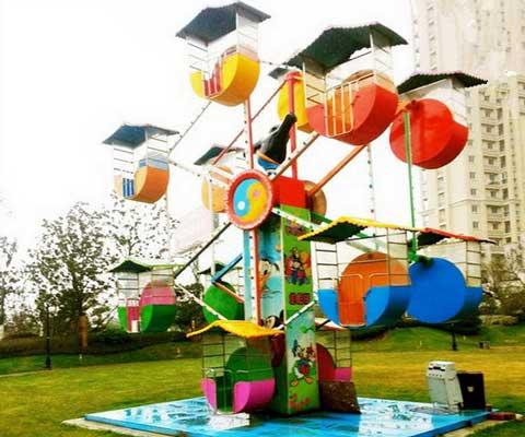 Amusement Ferris Wheel Ride For Kids