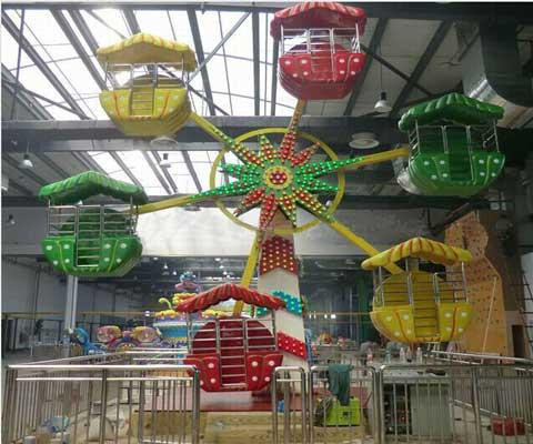 Mini Ferris Wheel Ride In Beston