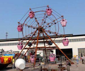 Small Ferris Wheel Ride In Beston