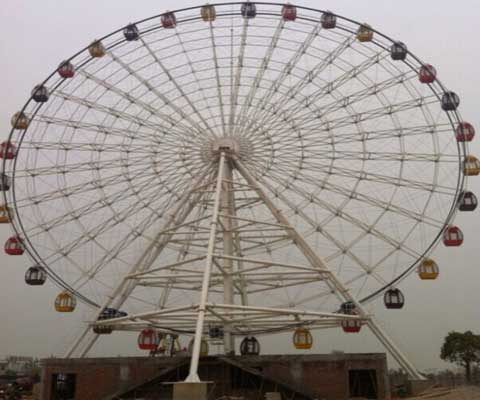 32 cabin giant ferris wheel ride for sale