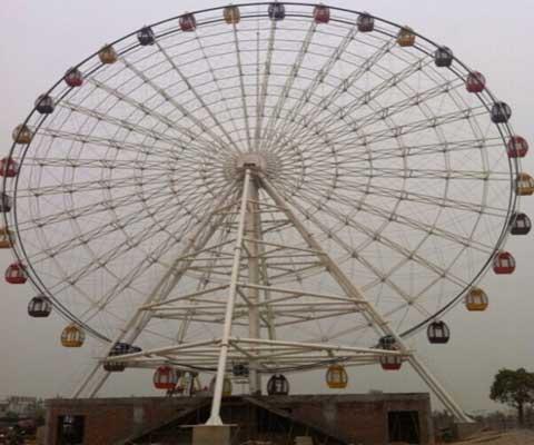 32 cabin giant ferris wheel ride for sale
