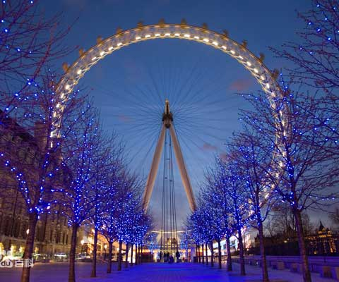 London Eye Ferri Wheel