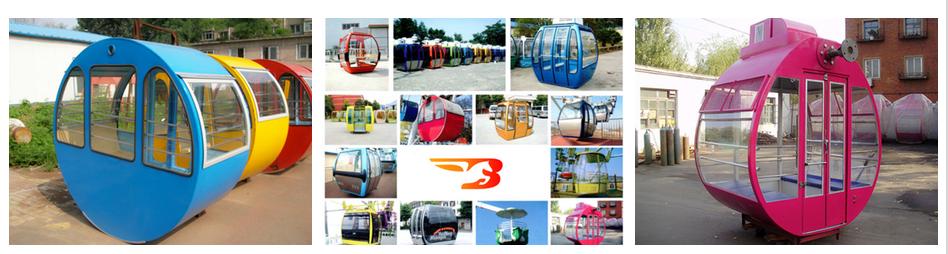 Ferris Wheel Cabins