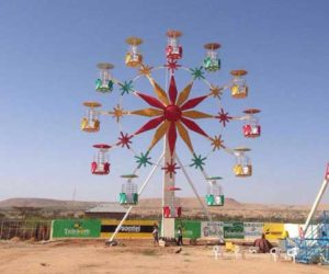 Ferris wheel with 20 meter for sale