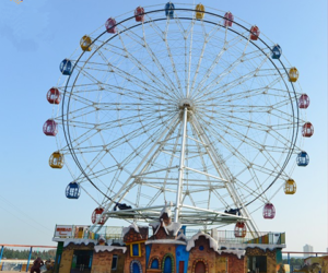 42 meter amusement park ferris wheel