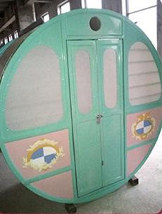 6-seat-ferris-wheel-cabin
