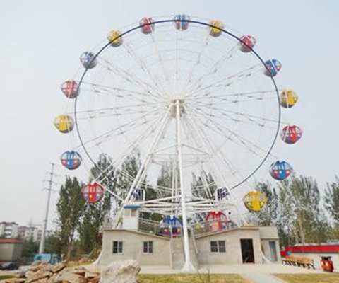 ferris wheel with 30 meter for sale