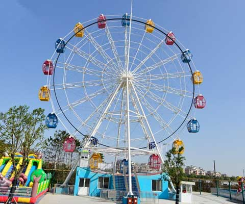 20 Meter Ferris Wheel Manufacturer - Beston