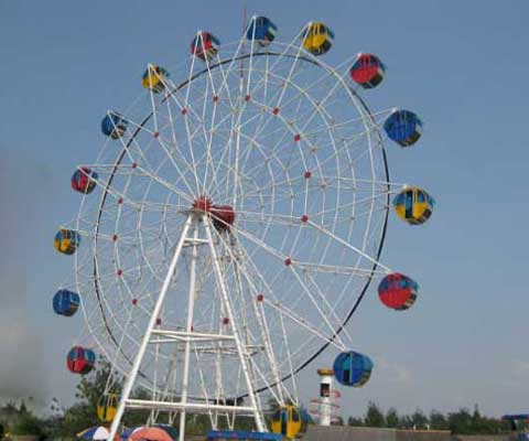 Beston big wheel ride with 30 meter
