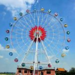 45 Meter Ferris Wheel for Sale