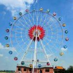 45 Meter Ferris Wheel for Sale
