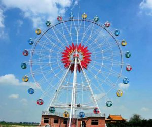Beston 45 meter ferris wheel rides for sale