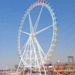 89 Meter Ferris Wheel