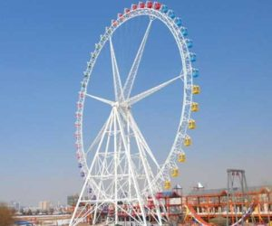 89 Meter Large Ferris Wheel Amusement Rides for Sale
