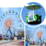 36 Meter Ferris Wheel for Sale