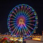 62 Meter Ferris Wheel for Sale