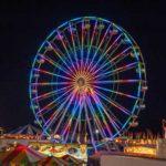 62 Meter Ferris Wheel for Sale