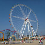 108 M Ferris Wheel Rides for Sale