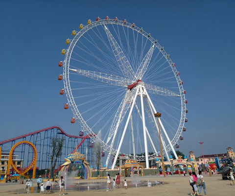 108 m ferris wheel rides for sale from Beston