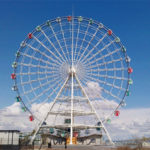 Beston 50m Ferris Wheel for Sale