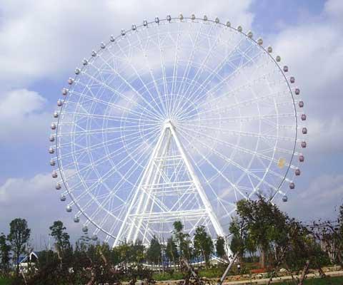 104 Meter Ferris Wheel Rides