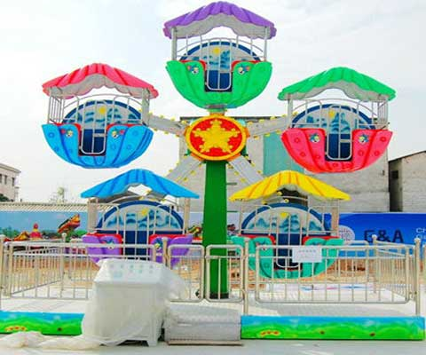 6 Meter Mini Ferris Wheel Rides for Sale