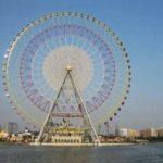 120 Meter Trussed Ferris Wheel
