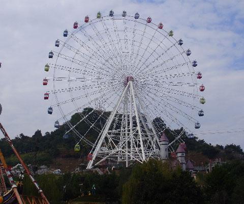65 Meter Ferris Wheel For Sale In Beston