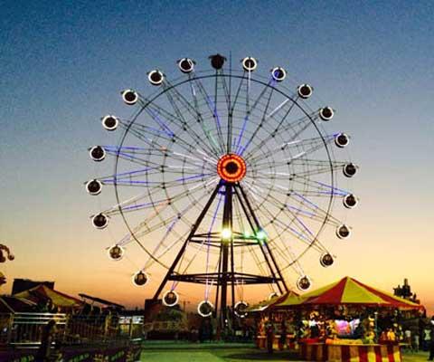 30 Meter Ferris Wheel Rides