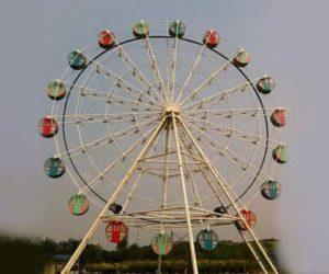 Ferris Wheel With 30 Meter