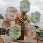 Beston Mini Ferris Wheel Installed At Nigeria