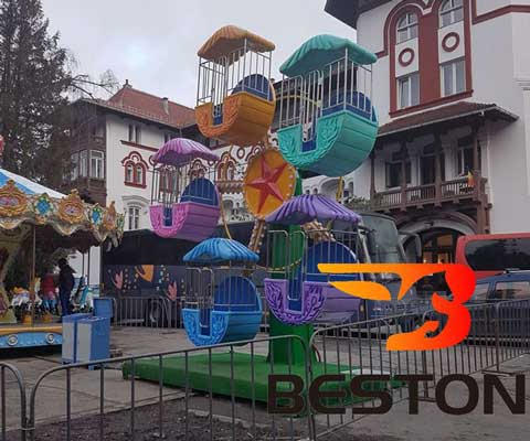 Mini Ferris Wheel Rides for Kids
