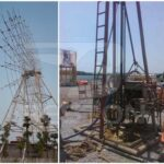 Beston 50M Ferris Wheel Installed At Mexico